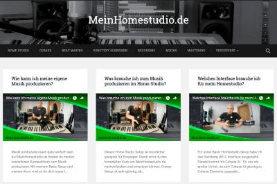 MeinHomestudio.de
